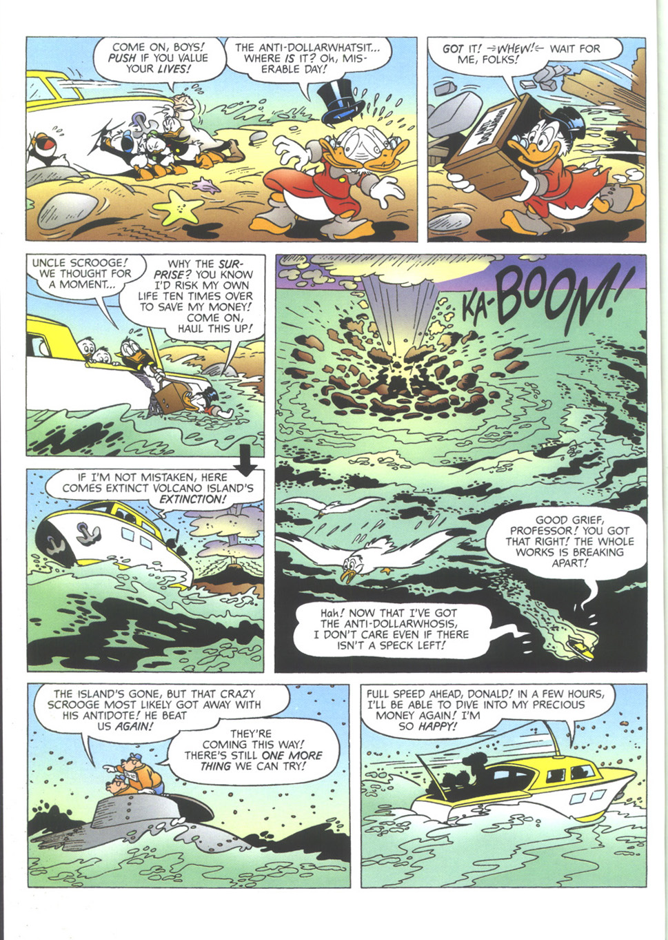 Read online Uncle Scrooge (1953) comic -  Issue #351 - 26