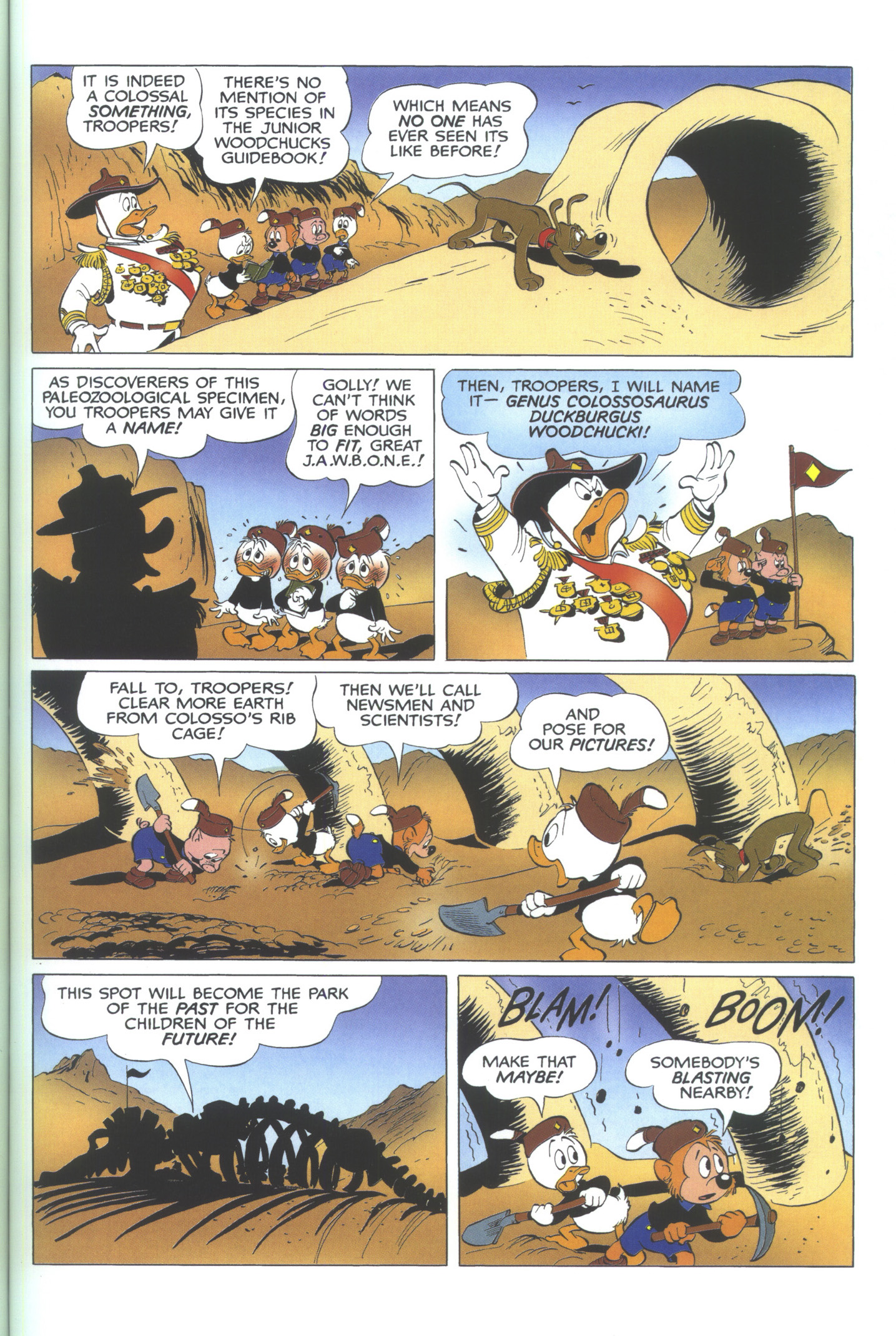 Read online Uncle Scrooge (1953) comic -  Issue #358 - 31