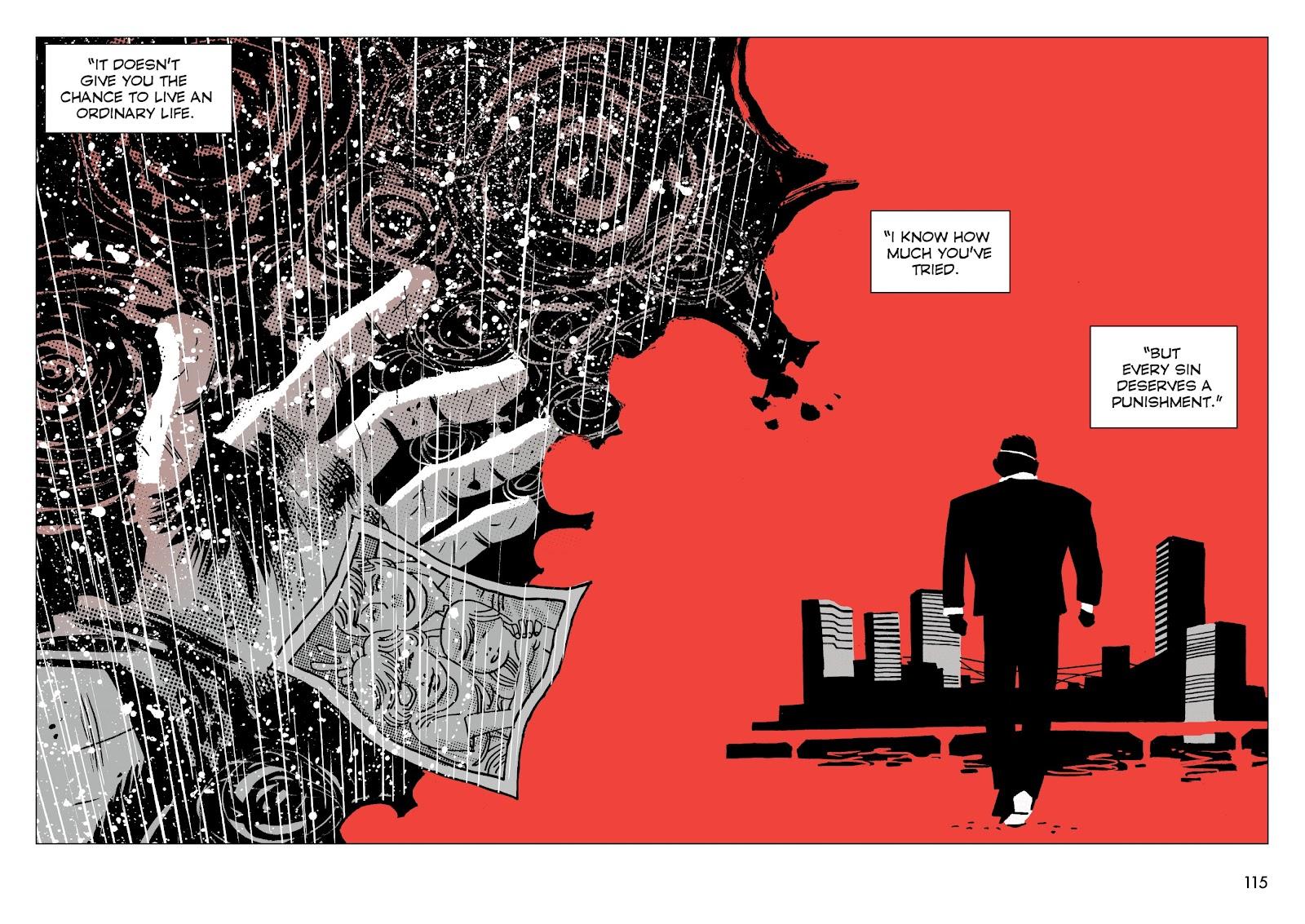 Read online Polar comic -  Issue # TPB The Kaiser Falls (Part 2) - 17