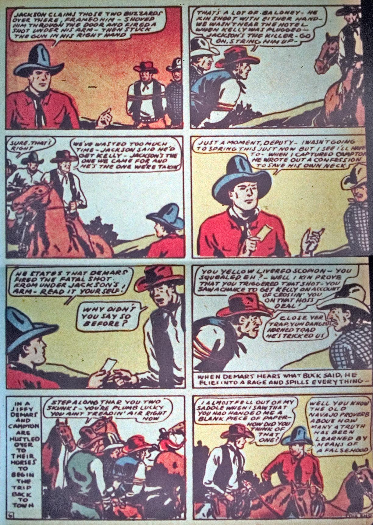 Read online Detective Comics (1937) comic -  Issue #34 - 25