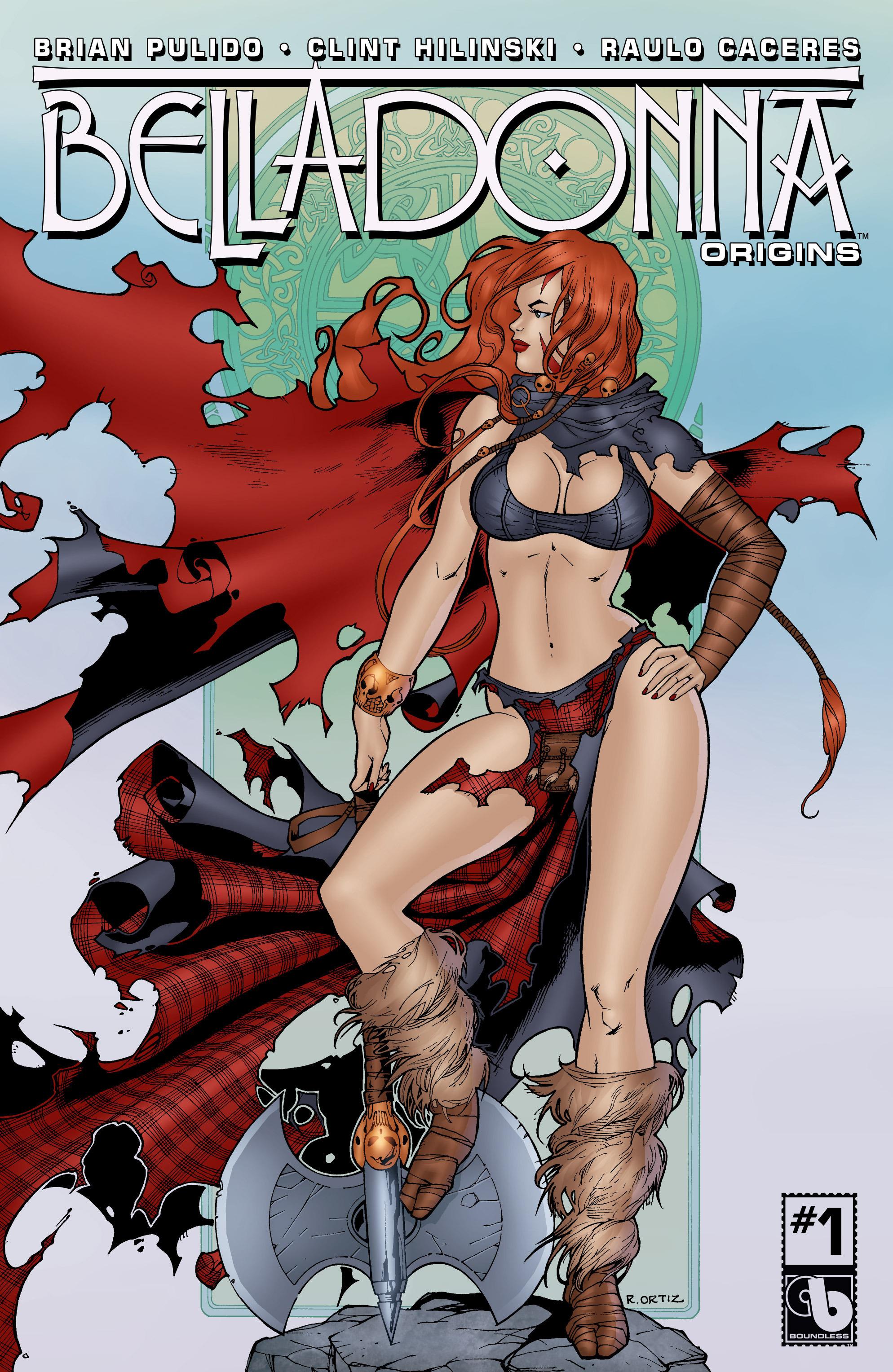 Read online Belladonna: Origins comic -  Issue #1 - 1