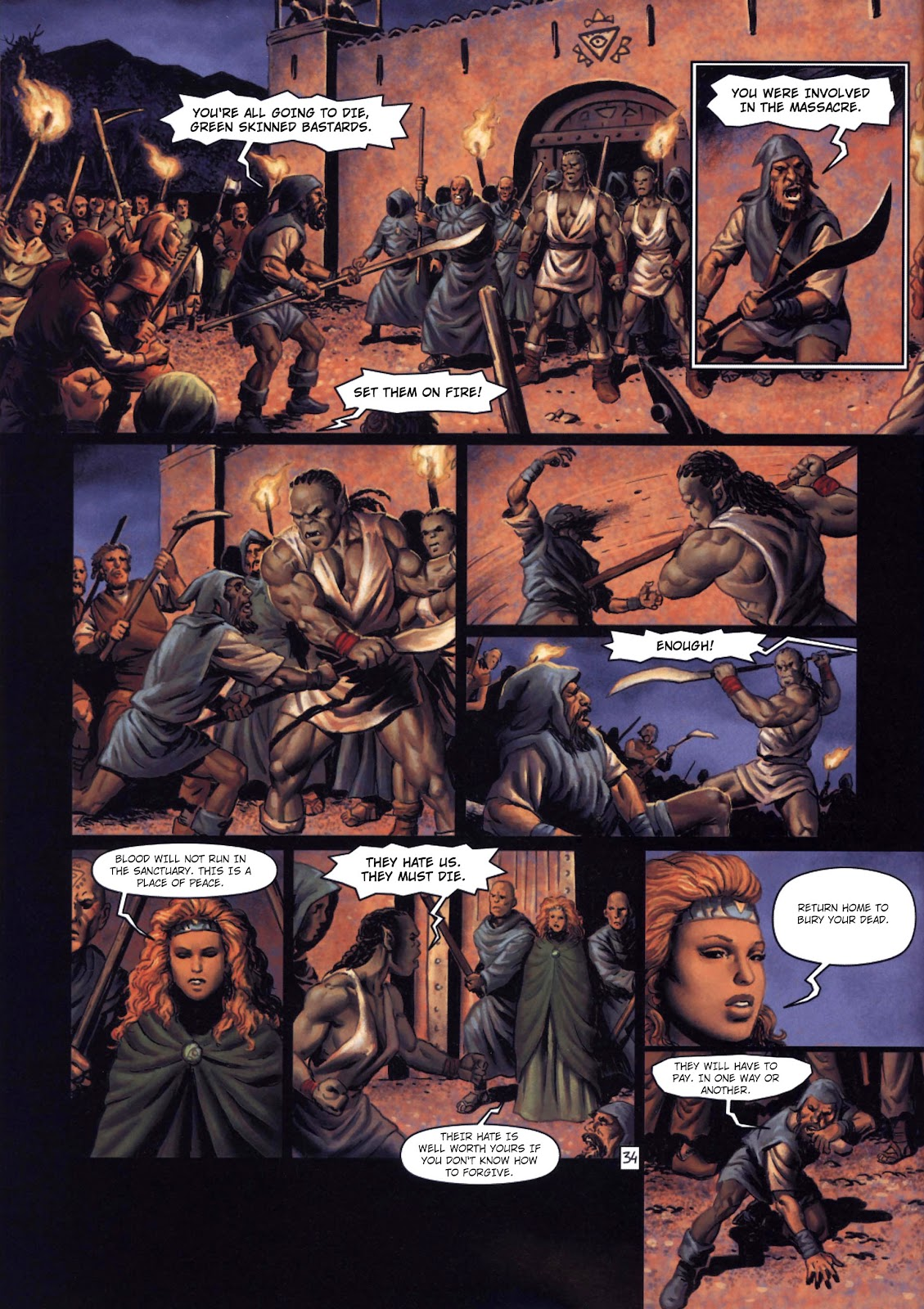 Read online Orks comic -  Issue #2 - 37