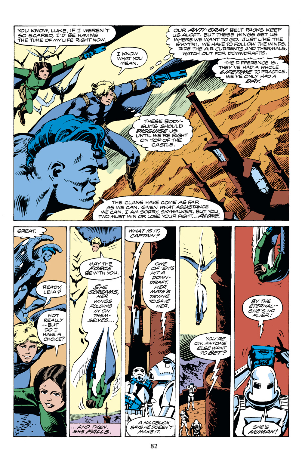 Read online Star Wars Omnibus comic -  Issue # Vol. 14 - 82