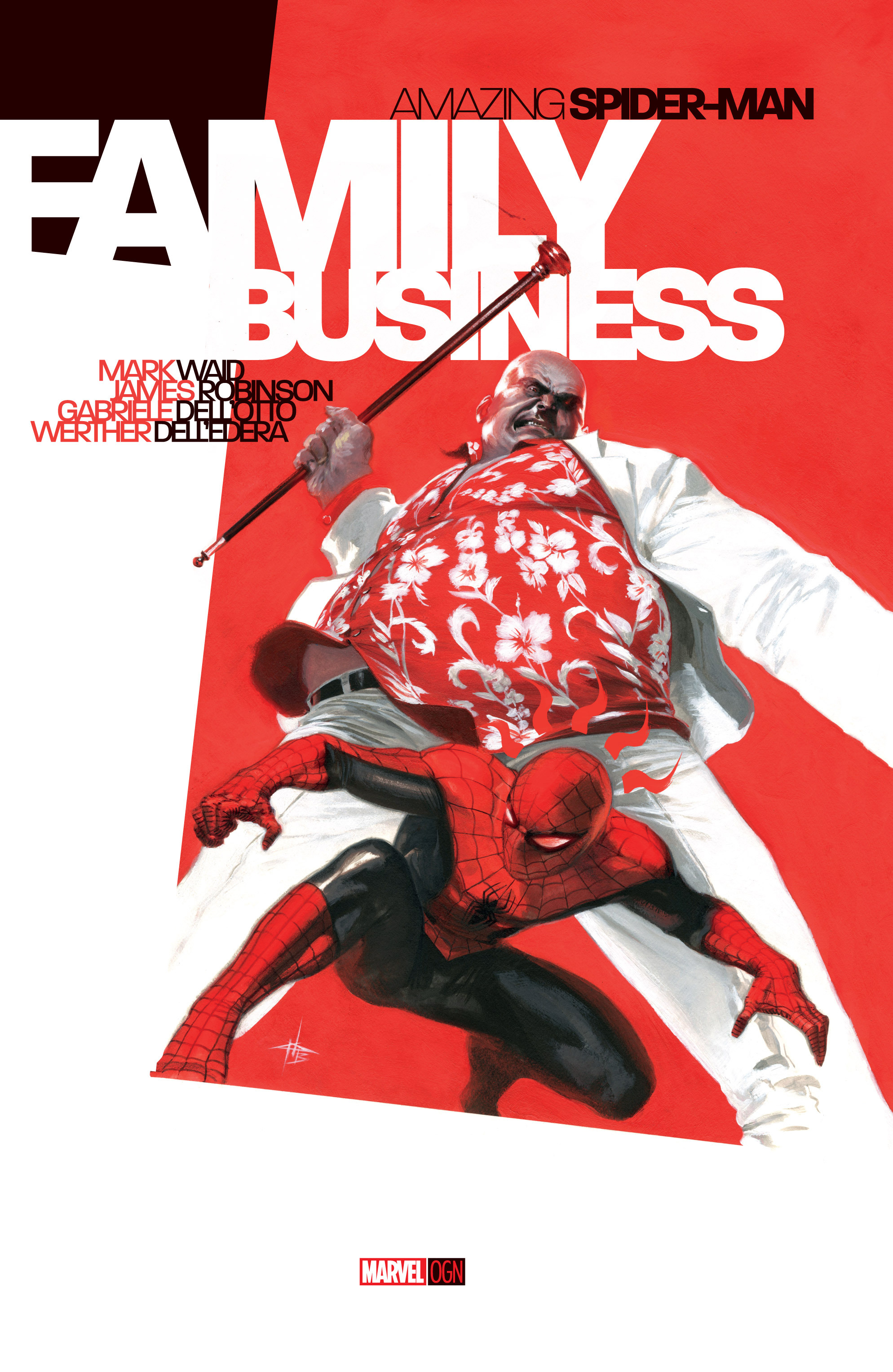 Amazing Spider-Man: Family Business Full Page 1