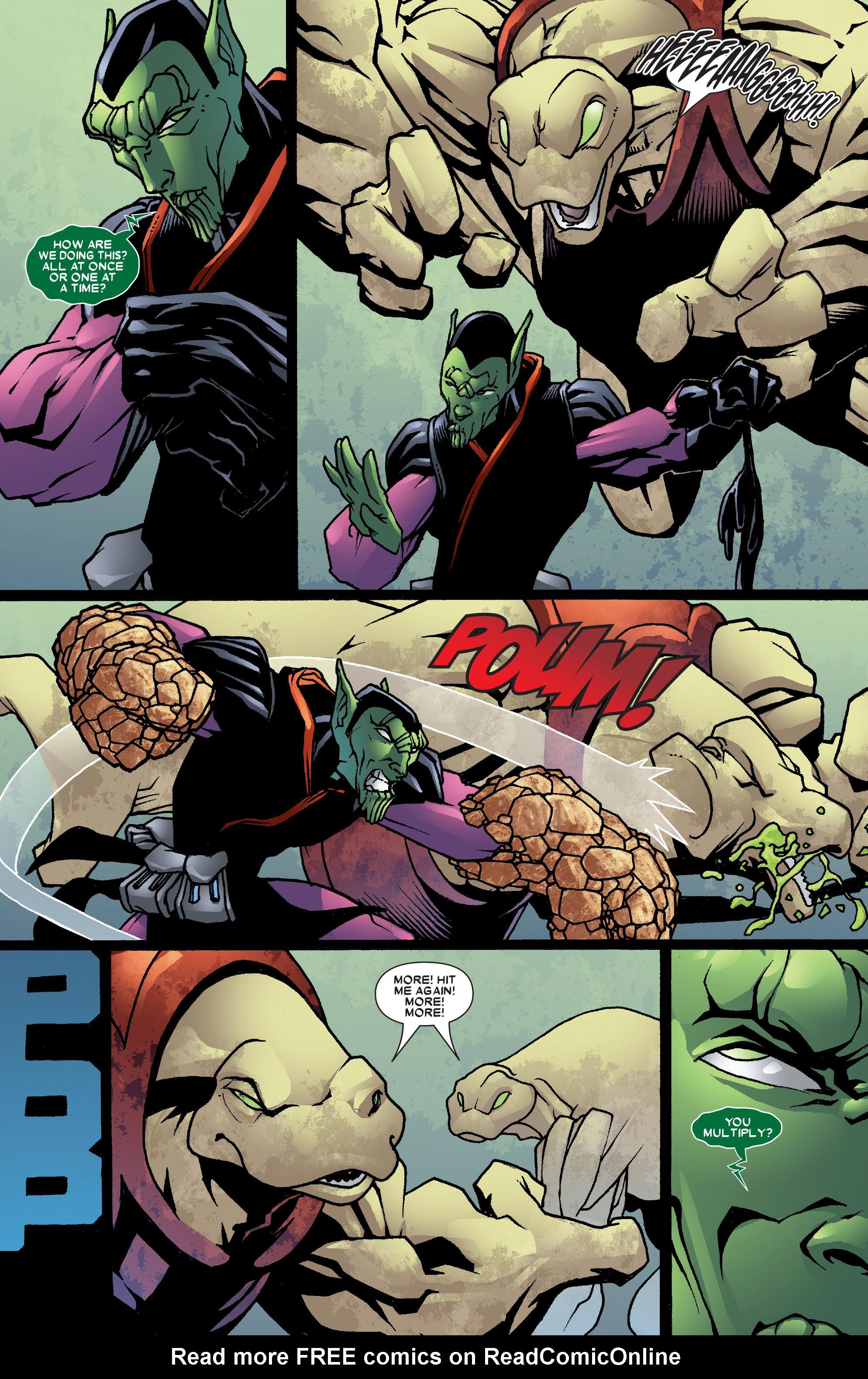 Read online Annihilation: Super-Skrull comic -  Issue #2 - 22
