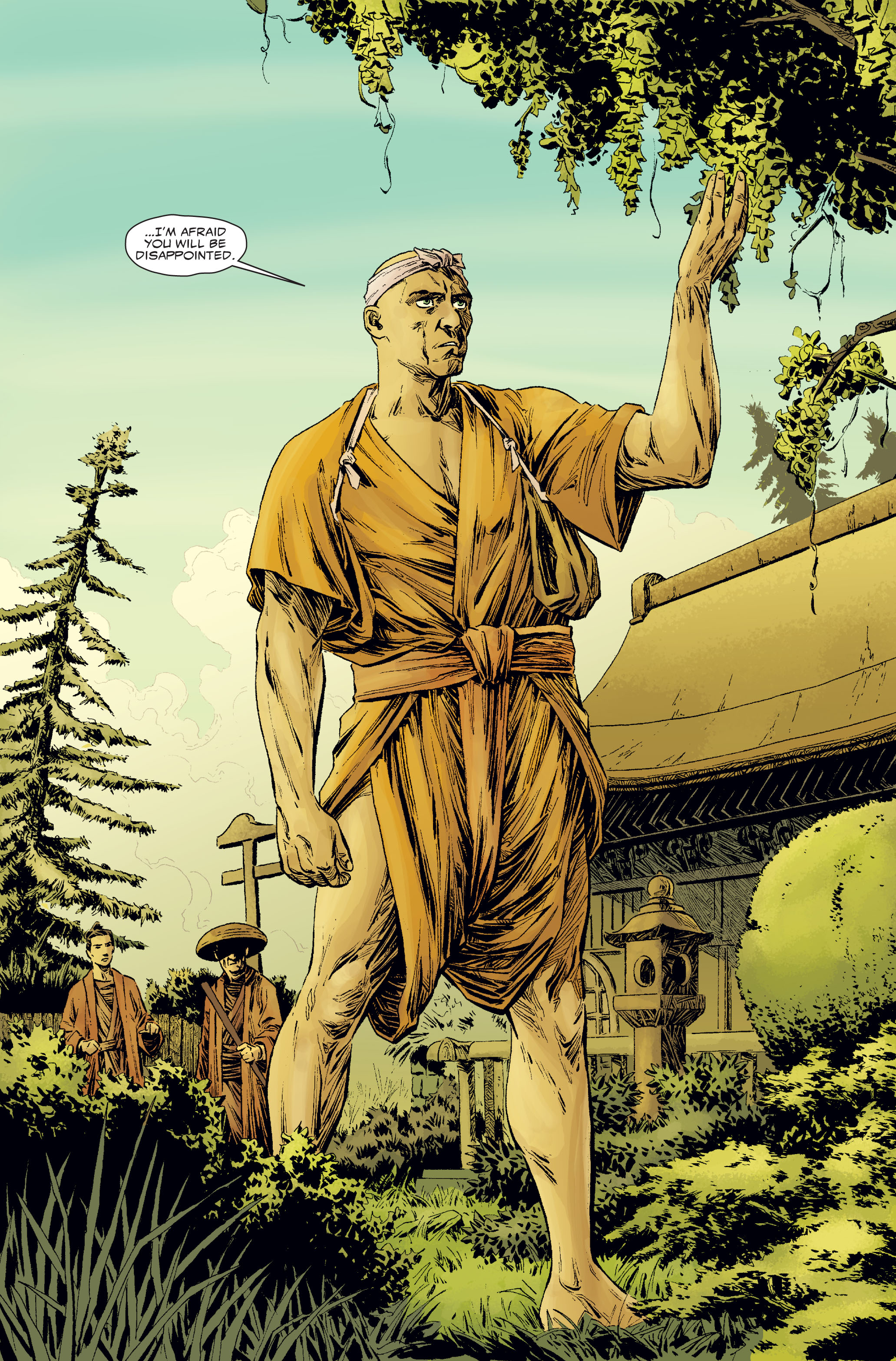Read online 5 Ronin (2011) comic -  Issue #2 - 3