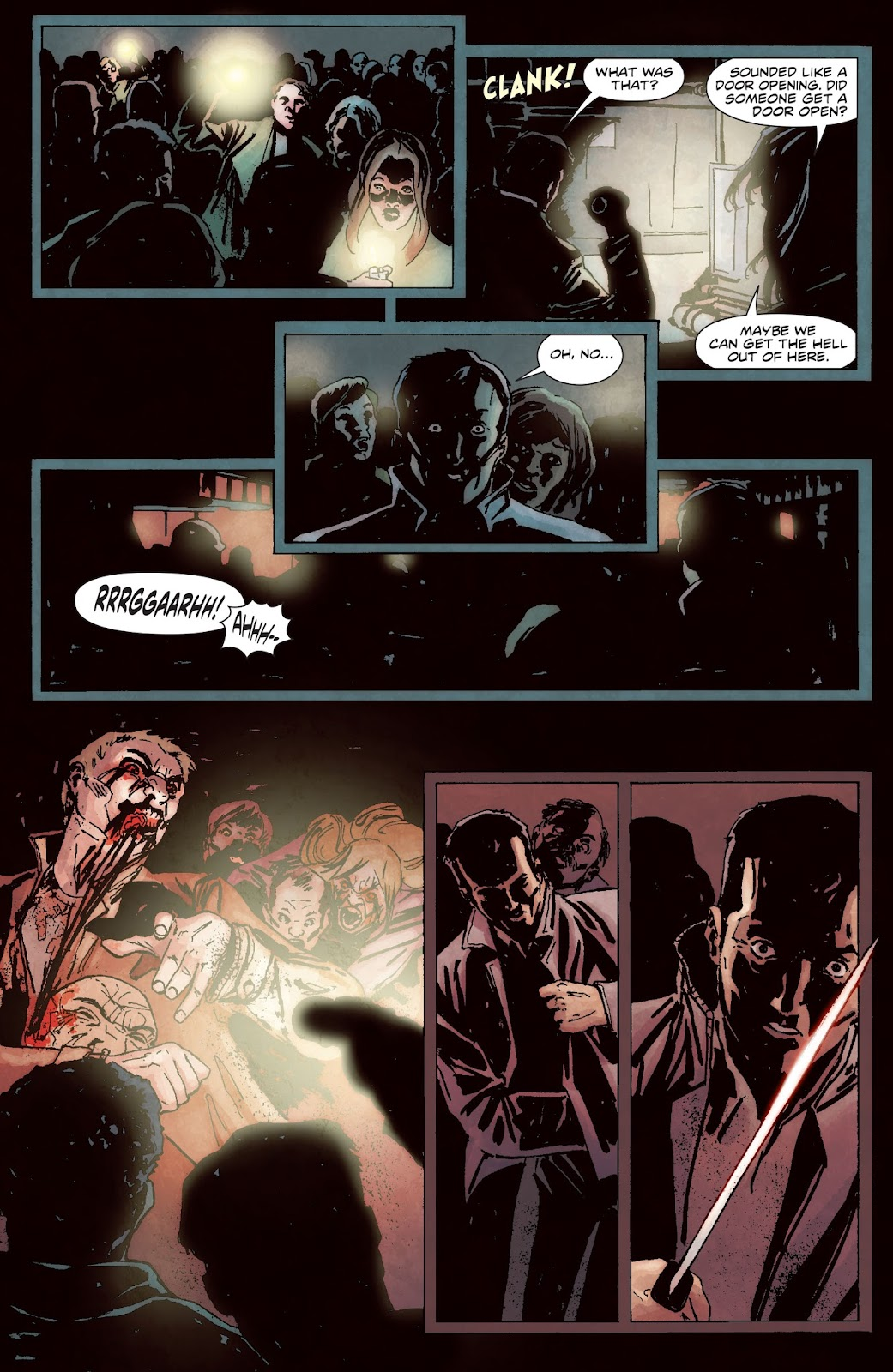 28 Days Later issue 23 - Page 5