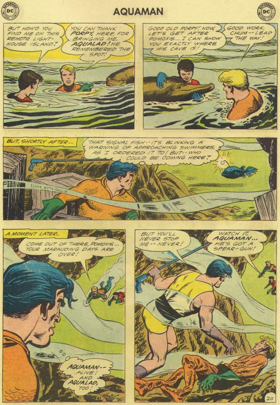 Aquaman (1962) Issue #3 #3 - English 27