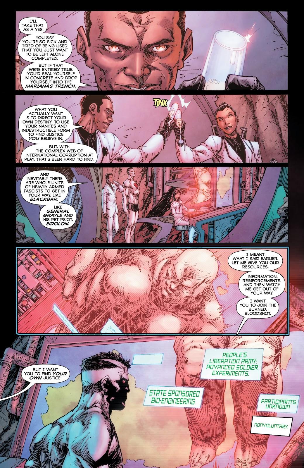 Read online Bloodshot (2019) comic -  Issue #4 - 8