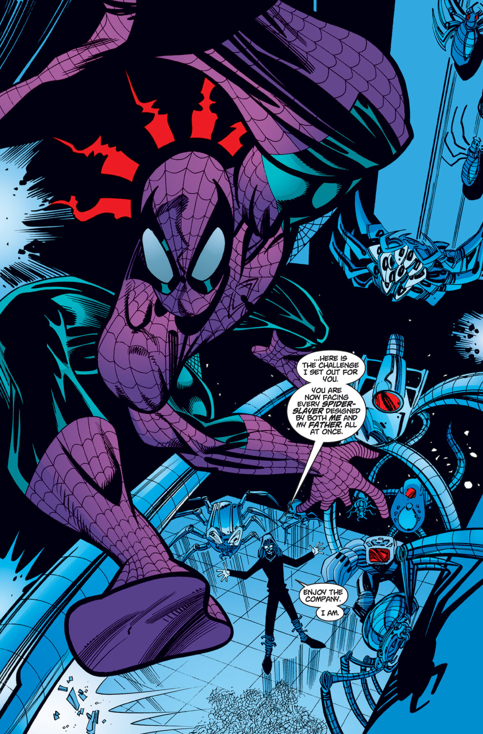 The Amazing Spider-Man (1999) 20 Page 18