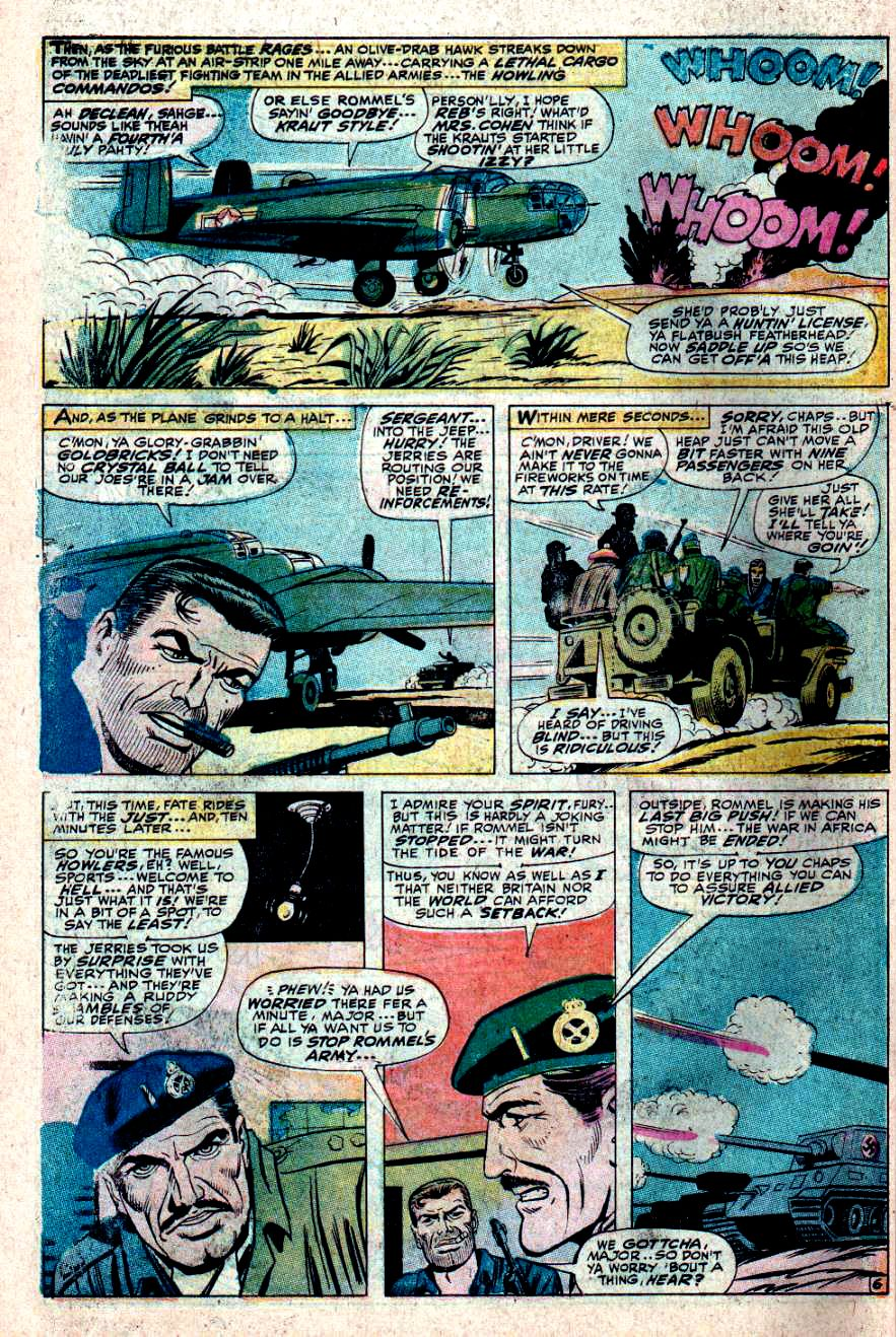 Read online Sgt. Fury comic -  Issue #43 - 10
