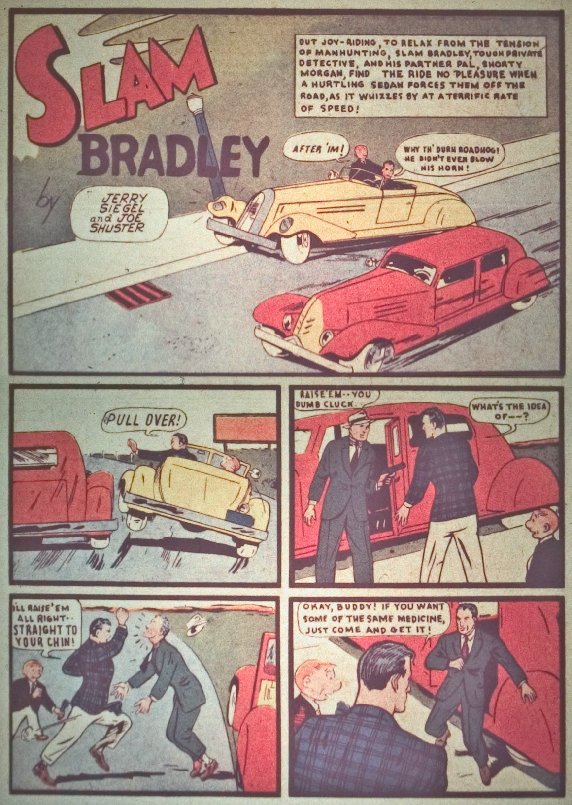 Read online Detective Comics (1937) comic -  Issue #27 - 59