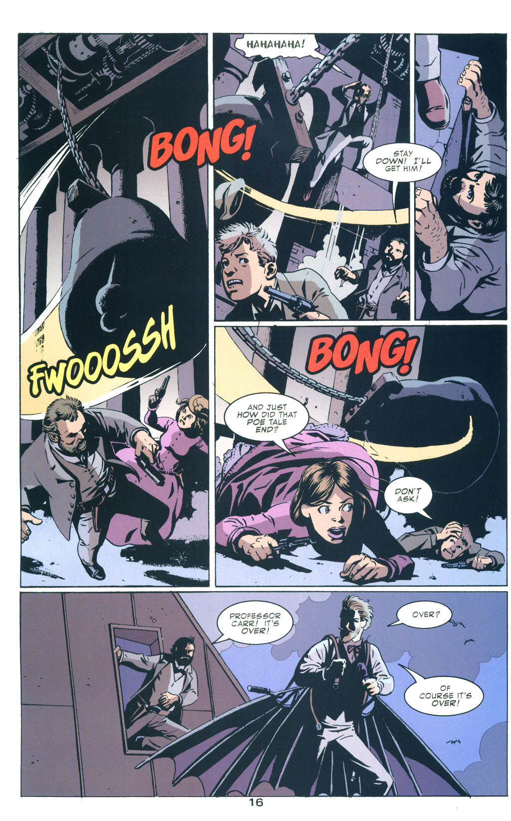 Read online Batman: Detective #27 comic -  Issue #27 TPB - 22