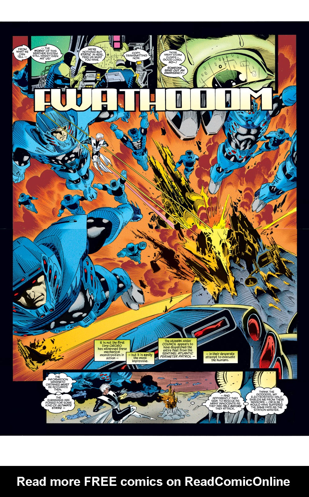 Read online Amazing X-Men (1995) comic -  Issue #1 - 16