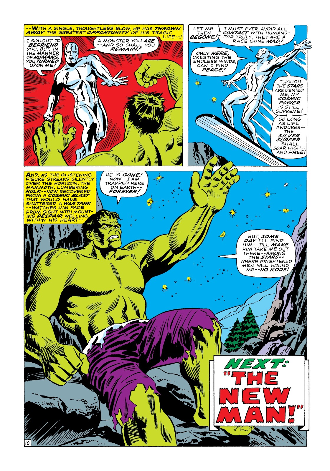 Read online Marvel Masterworks: The Incredible Hulk comic -  Issue # TPB 3 (Part 2) - 60