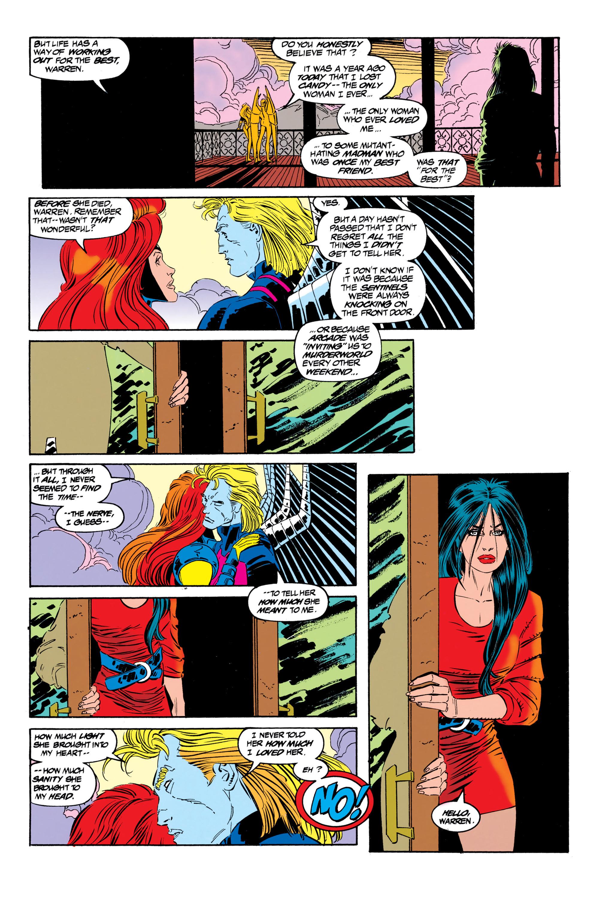 Read online Uncanny X-Men (1963) comic -  Issue #306 - 5