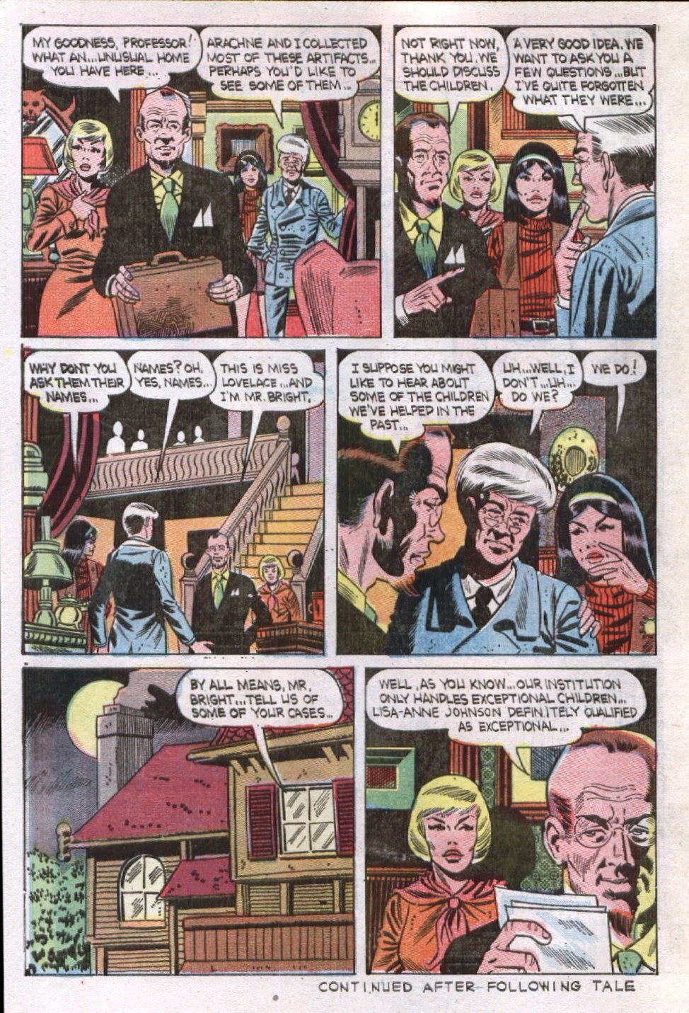 Midnight Tales issue 6 - Page 4