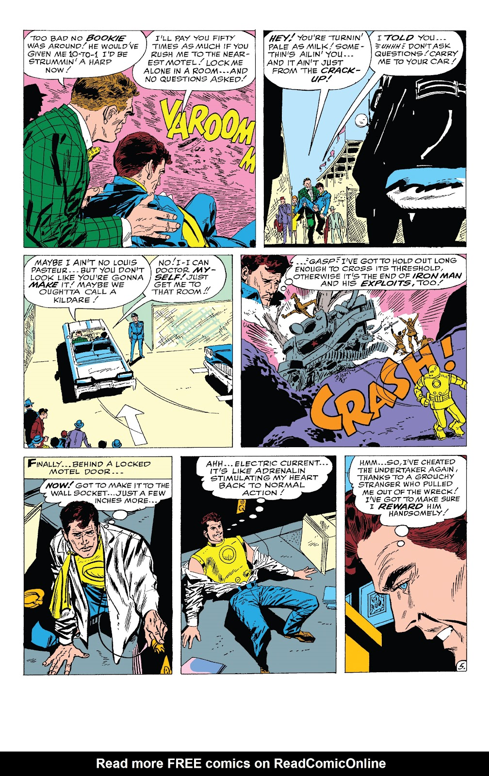 Read online Marvel Tales: Iron Man comic -  Issue # Full - 24