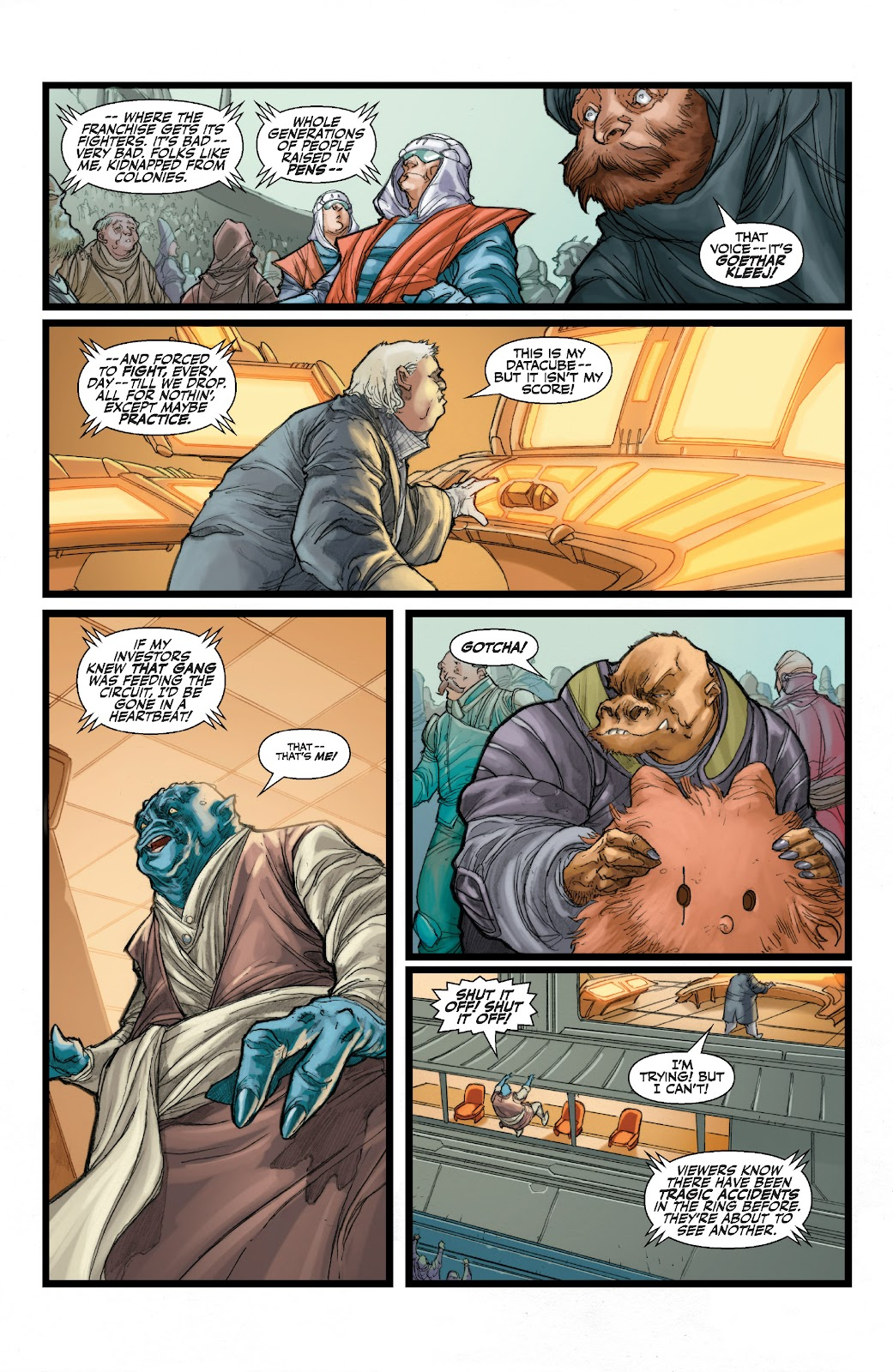 Read online Star Wars Legends: The Old Republic - Epic Collection comic -  Issue # TPB 3 (Part 1) - 90