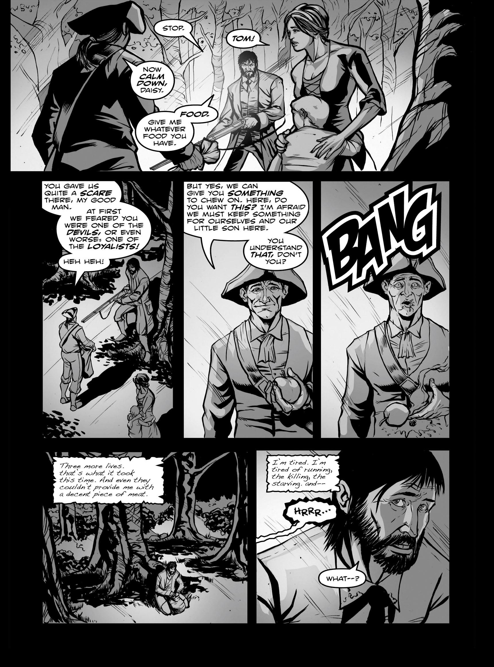 Read online FUBAR comic -  Issue #3 - 62
