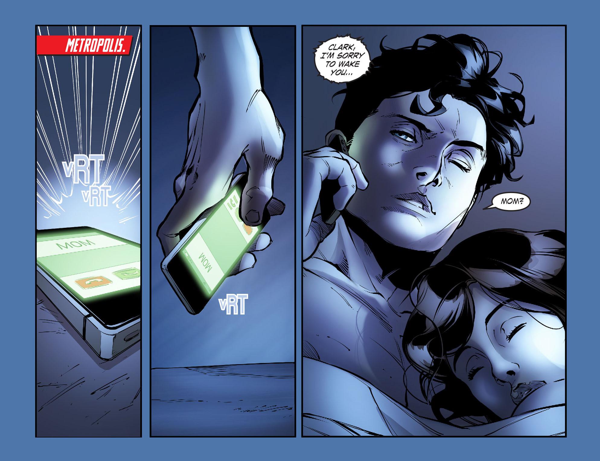 Read online Smallville: Season 11 comic -  Issue #56 - 19