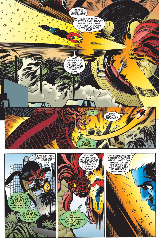 Captain Marvel (1999) Issue #1 #2 - English 18