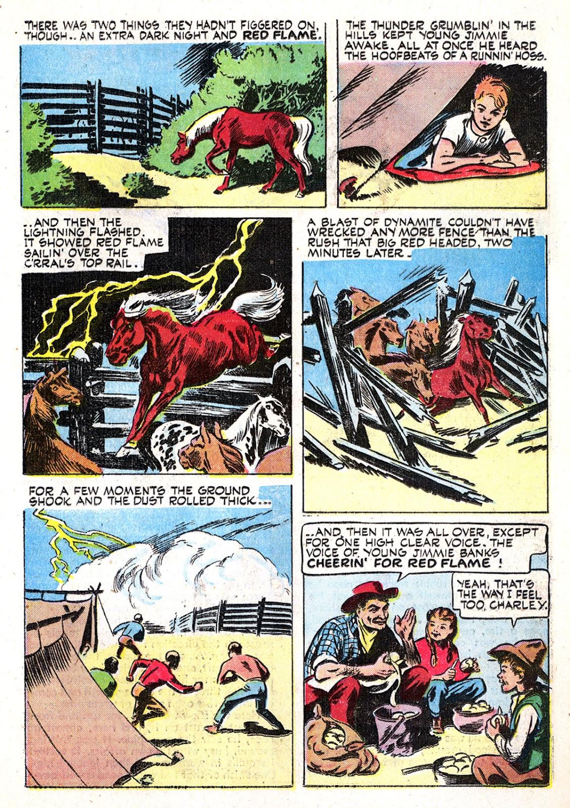 Read online Animal Comics comic -  Issue #29 - 33