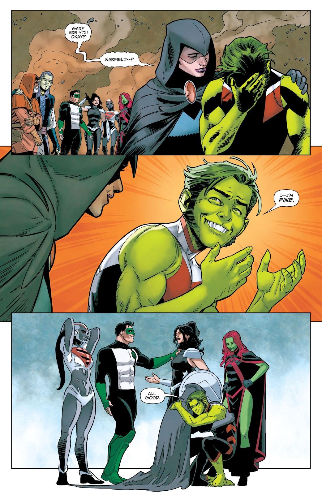 Read online Titans (2016) comic -  Issue #36 - 18