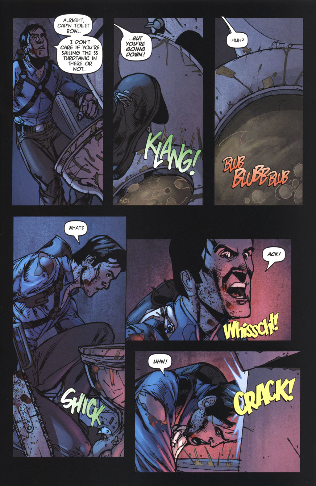 Army of Darkness (2006) Issue #6 #2 - English 23