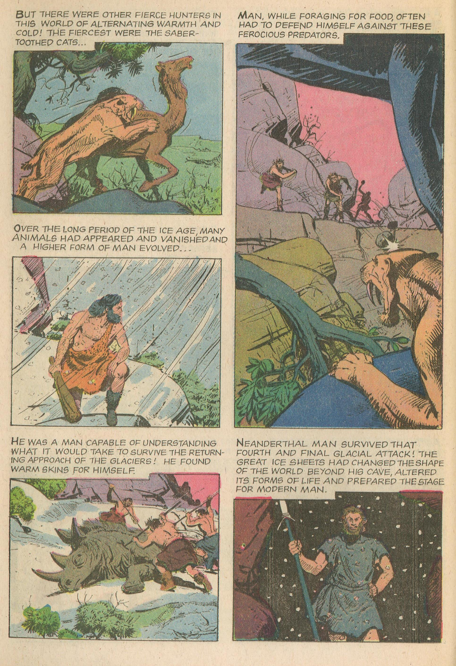 Read online Turok, Son of Stone comic -  Issue #65 - 16