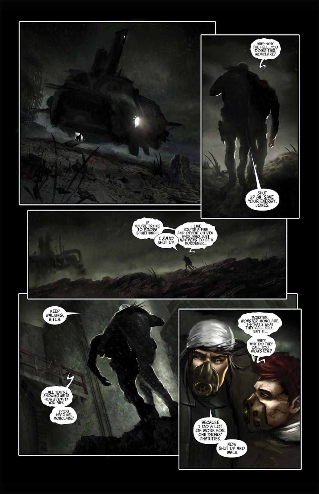 Read online After Dark comic -  Issue #1 - 41