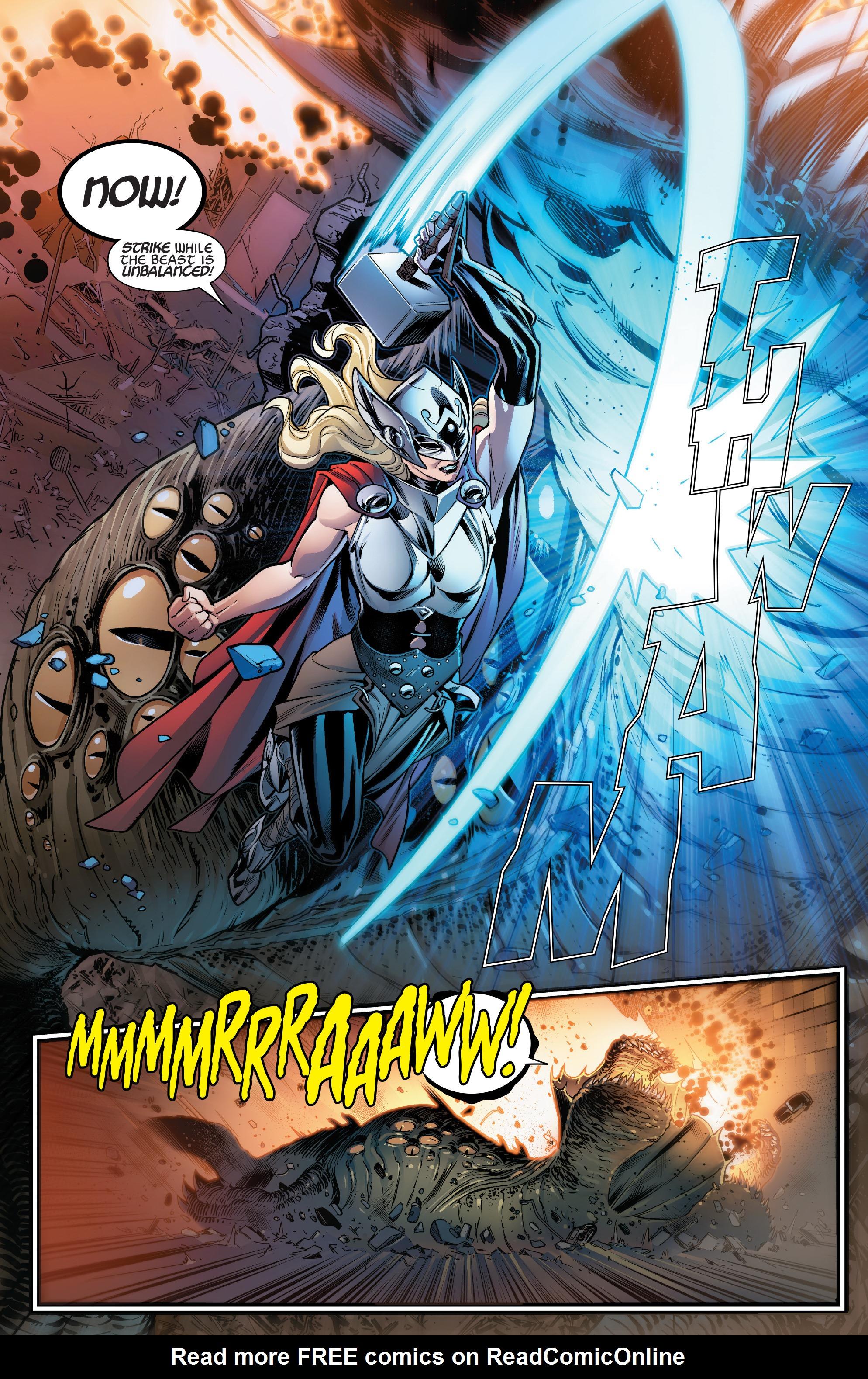 Read online Avengers (2016) comic -  Issue #1.MU - 21