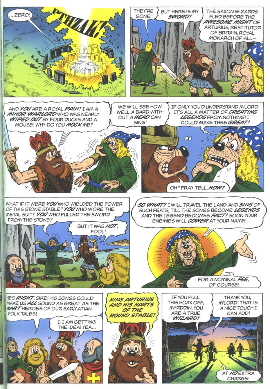 Walt Disney's Comics and Stories issue 609 - Page 65