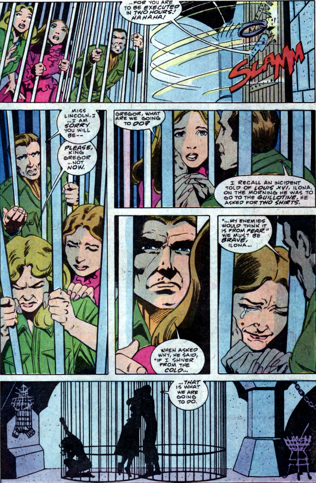 Read online Adventures of the Outsiders comic -  Issue #35 - 11