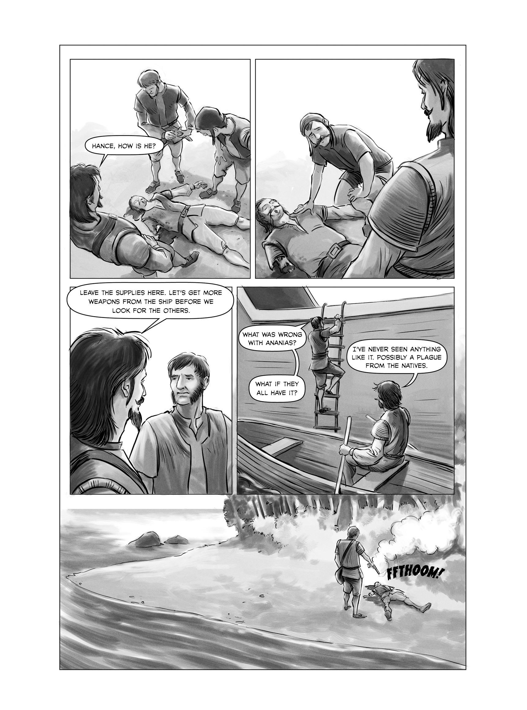 Read online FUBAR comic -  Issue #3 - 27
