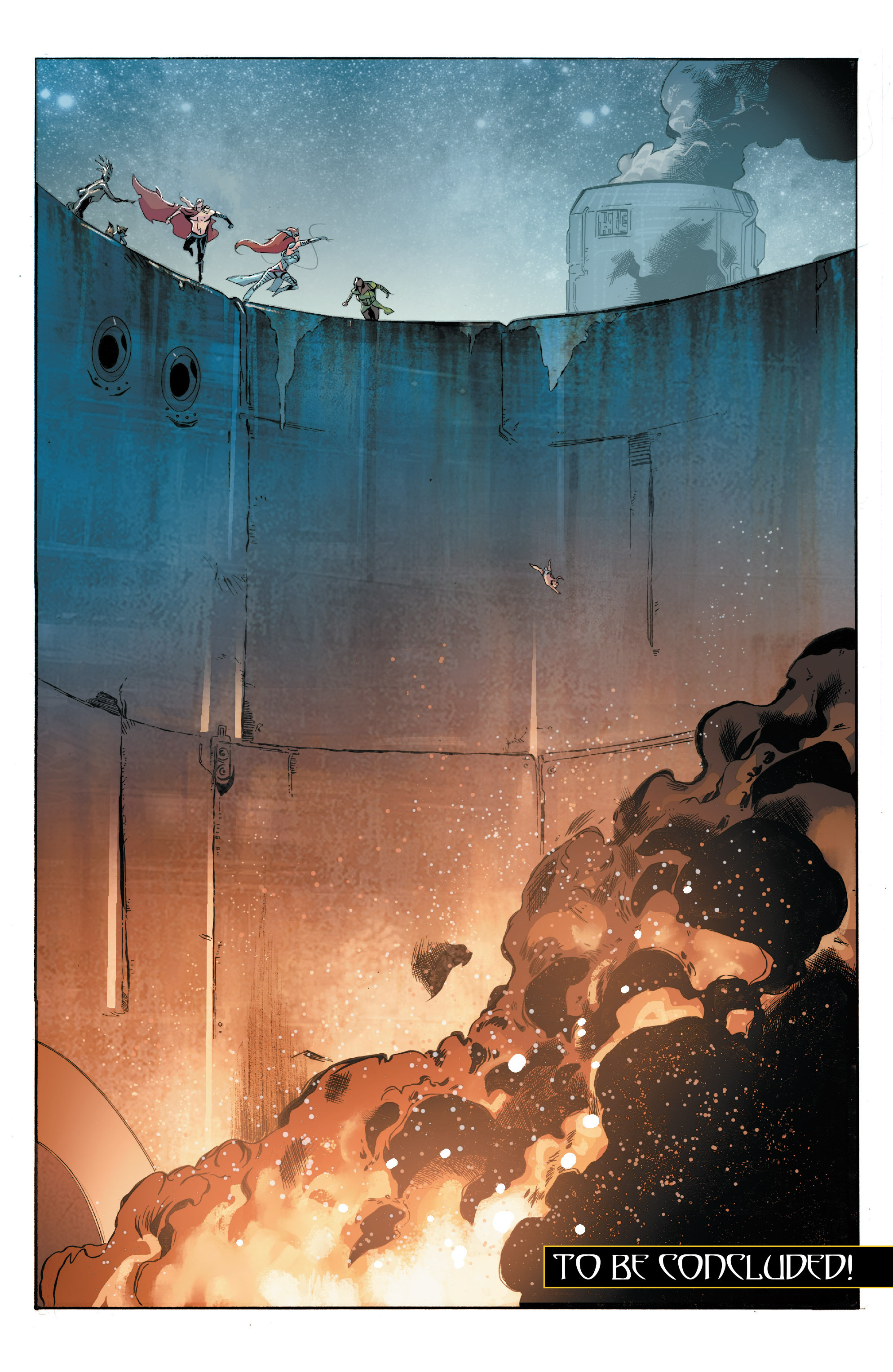 Read online Angela: Asgard's Assassin comic -  Issue #5 - 20