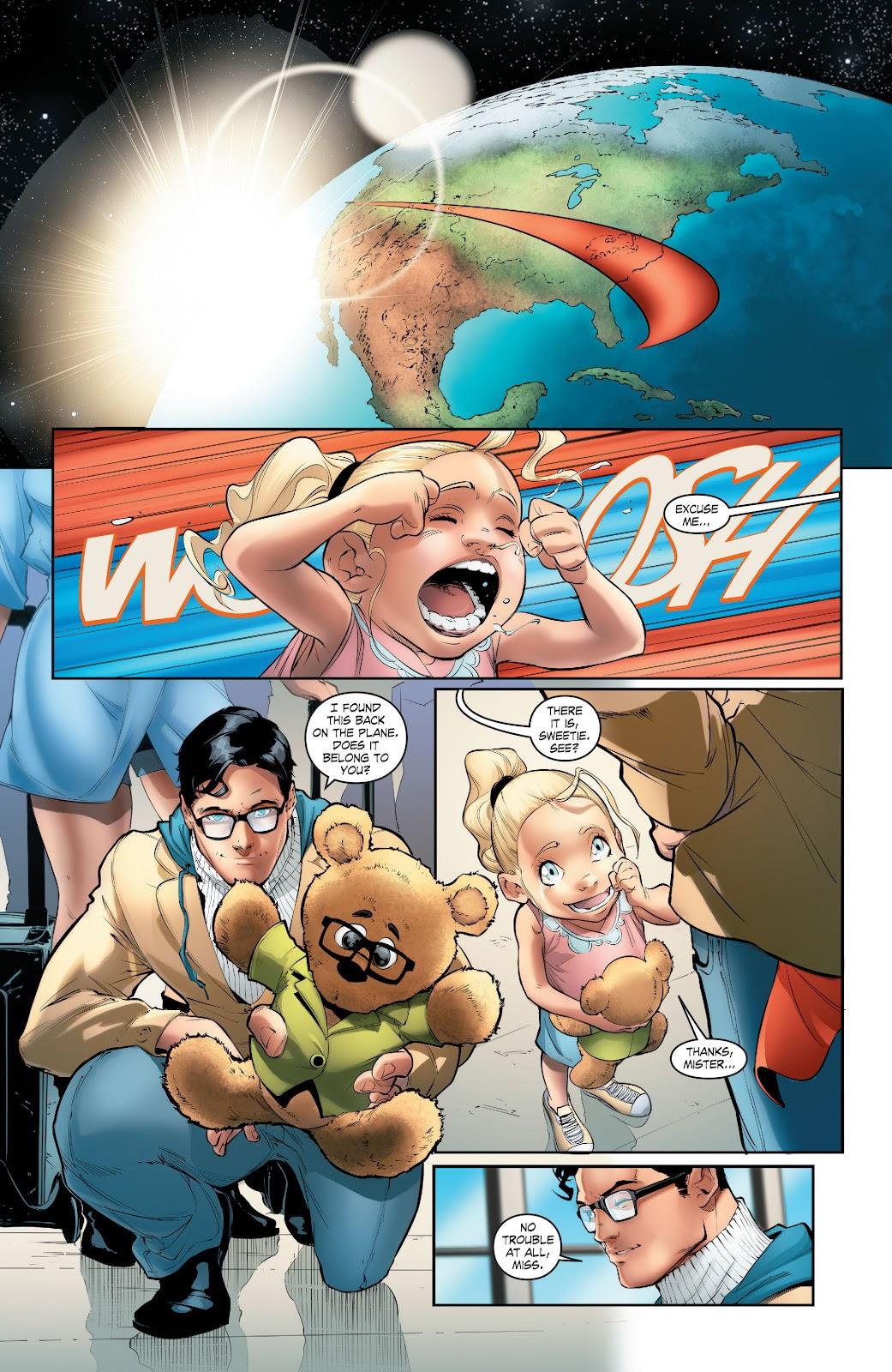 Read online Smallville Season 11 [II] comic -  Issue # TPB 5 - 19