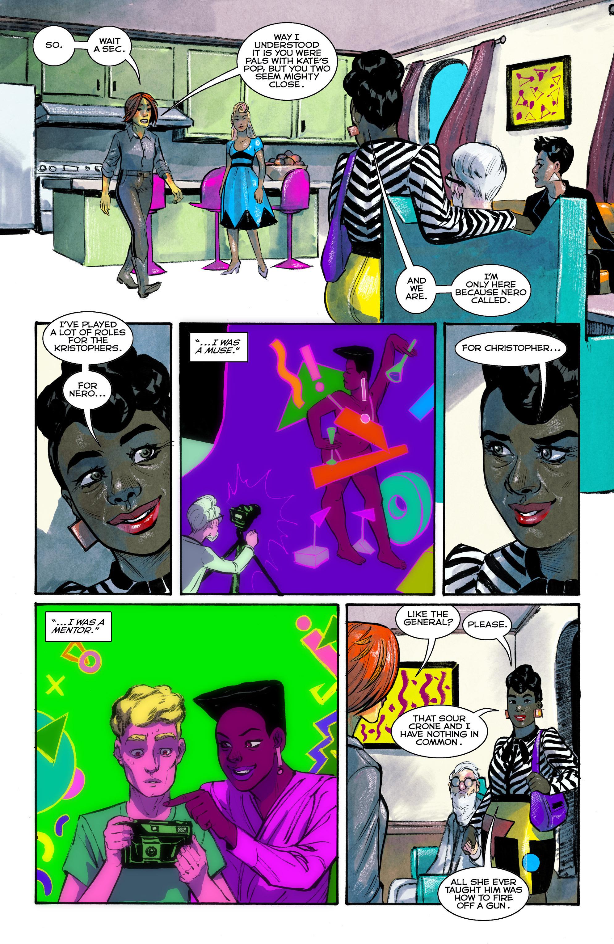 Read online Shutter comic -  Issue #21 - 10