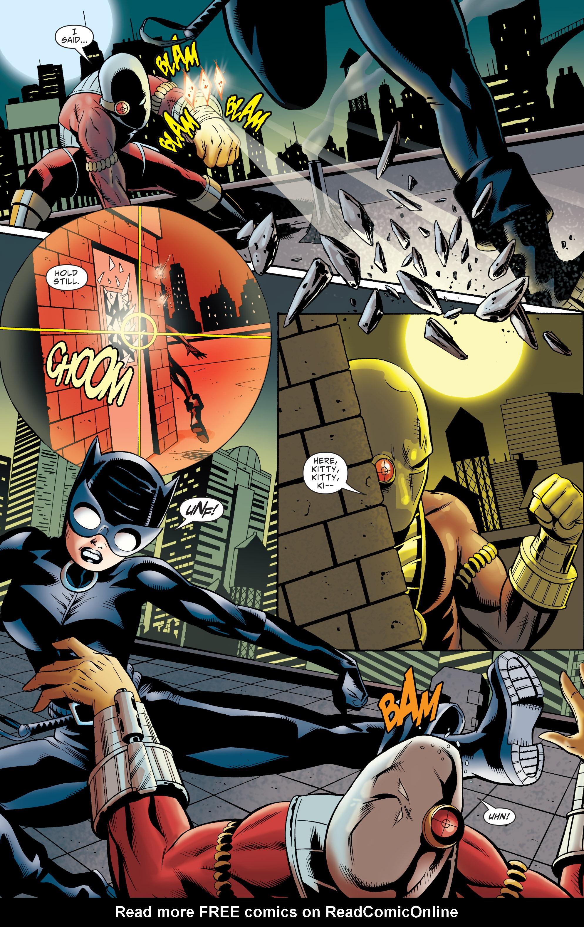 Read online Batman: The Widening Gyre comic -  Issue #6 - 28