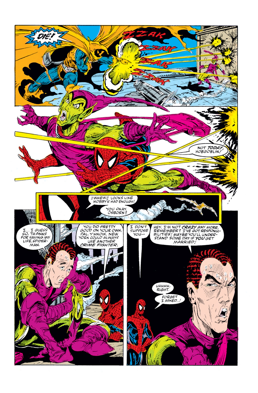 The Amazing Spider-Man (1963) 312 Page 21