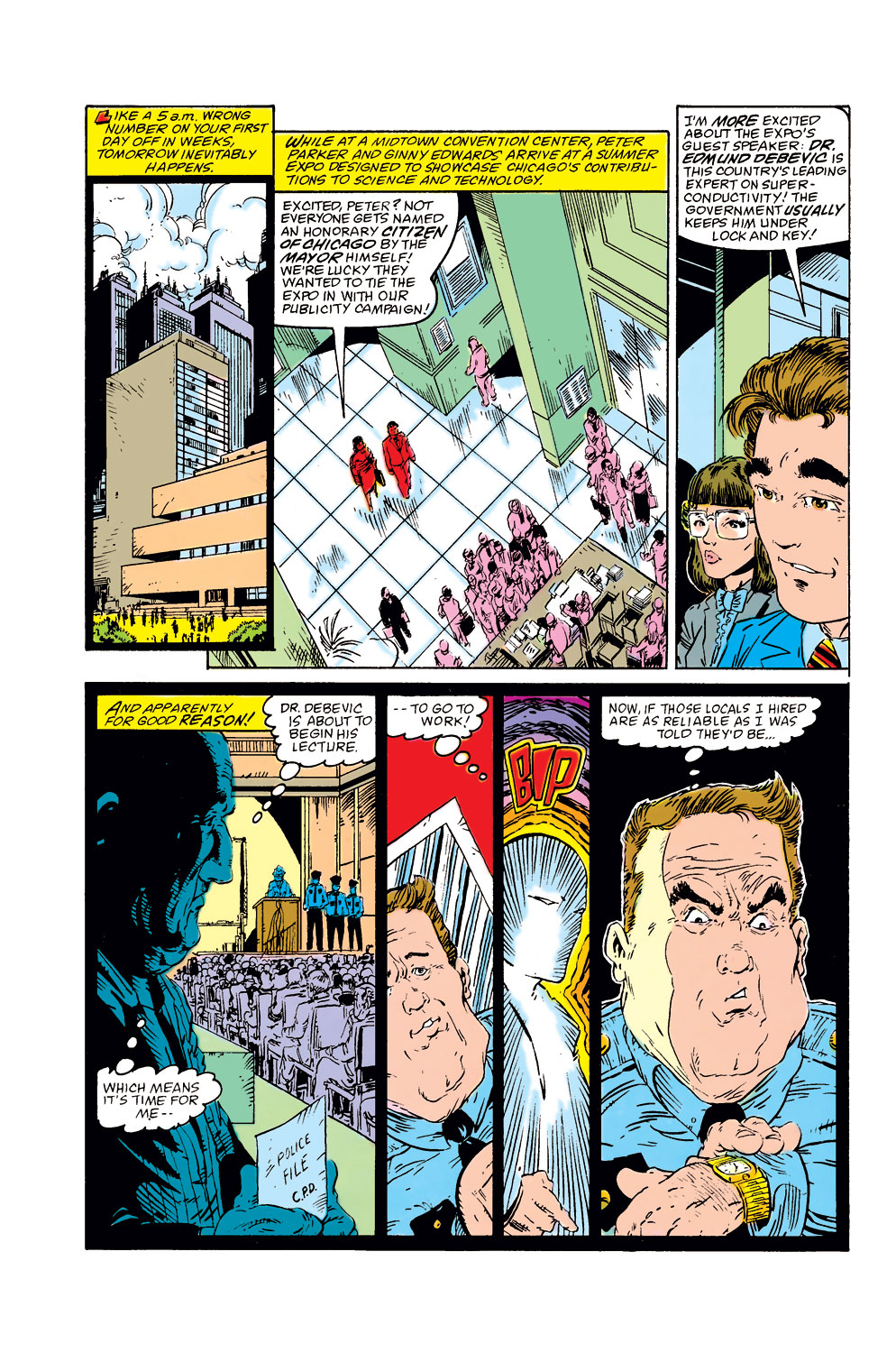 The Amazing Spider-Man (1963) 307 Page 12