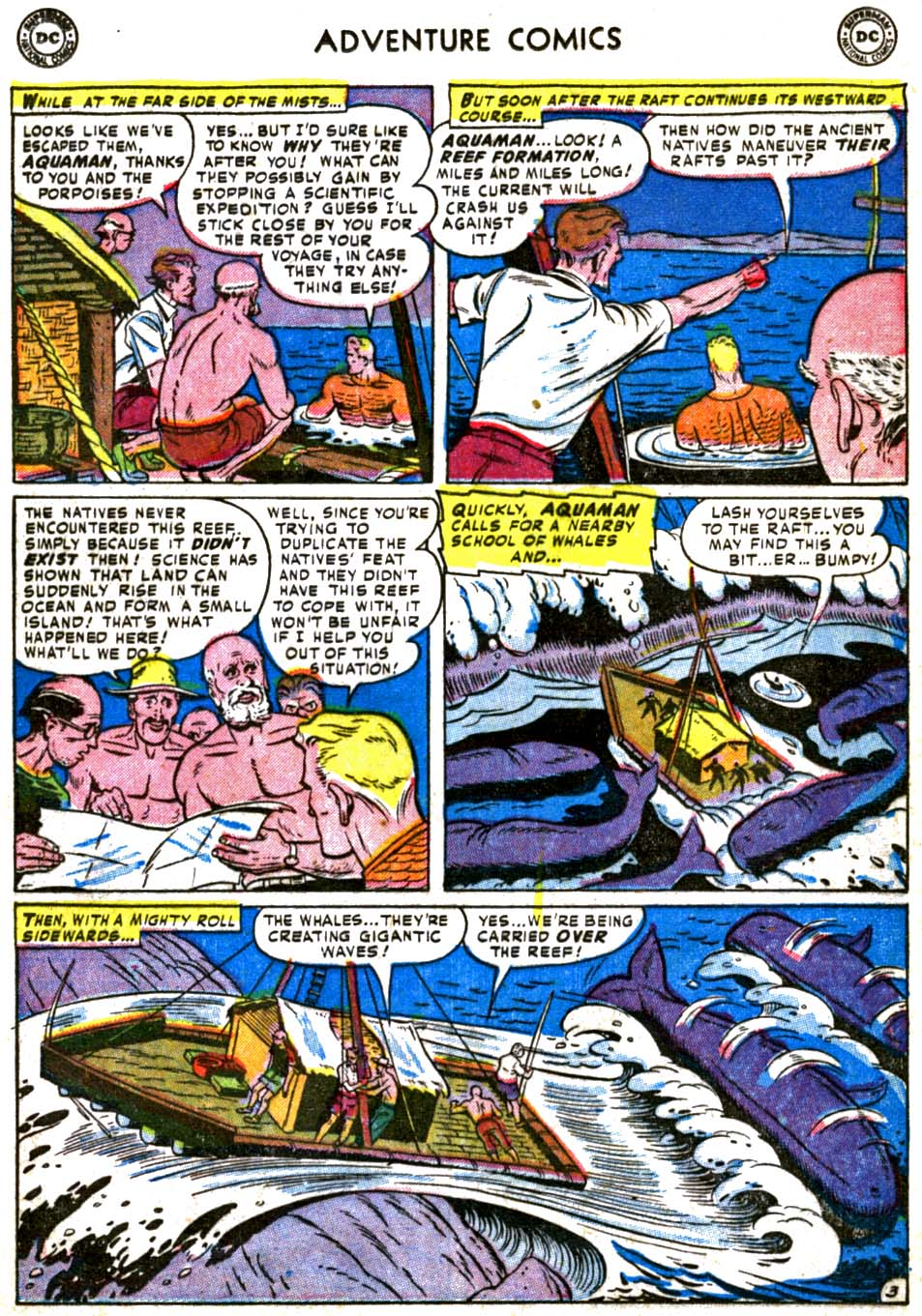 Read online Adventure Comics (1938) comic -  Issue #179 - 19