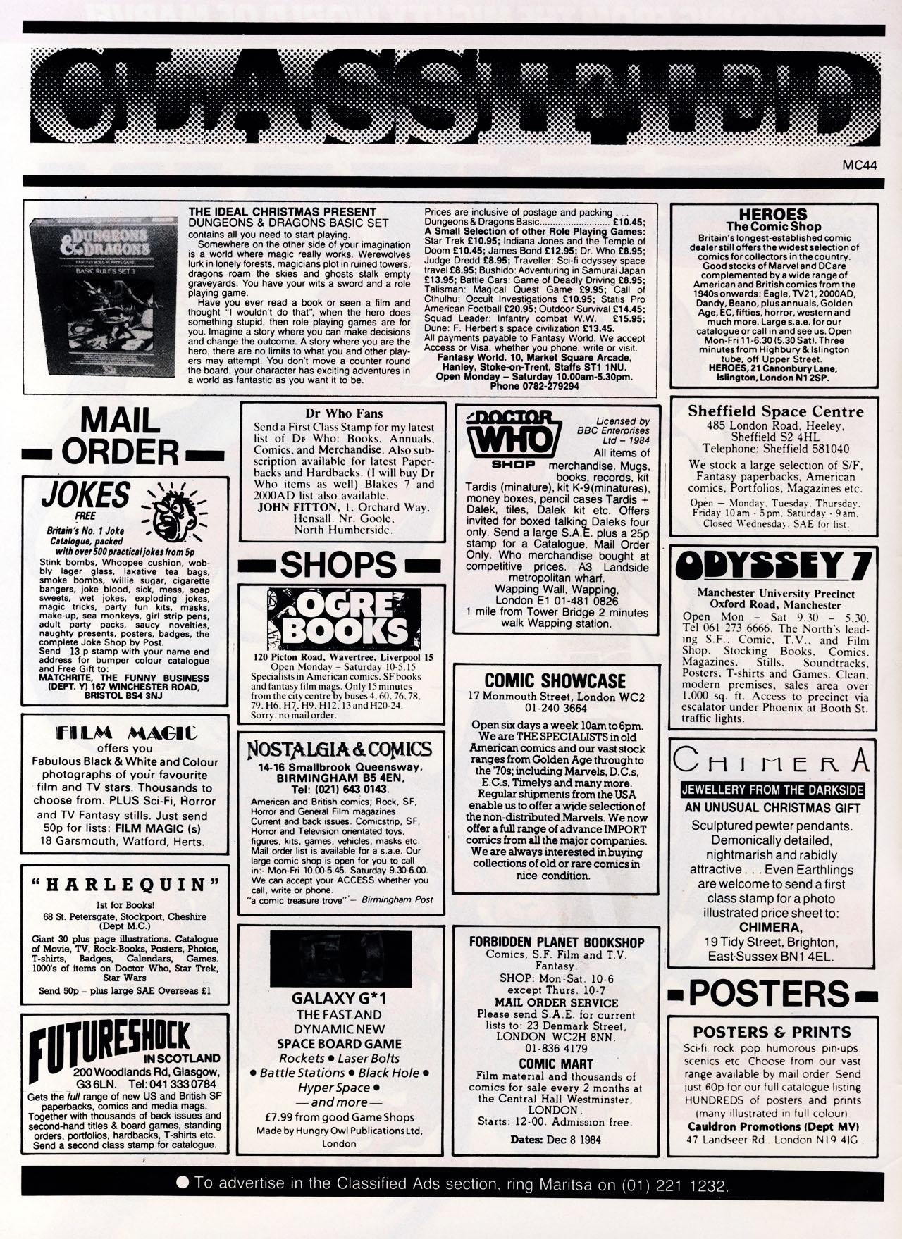 Captain Britain (1985) 1 Page 2