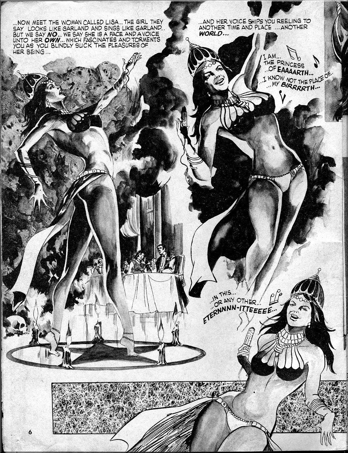 Nightmare (1970) issue 10 - Page 6
