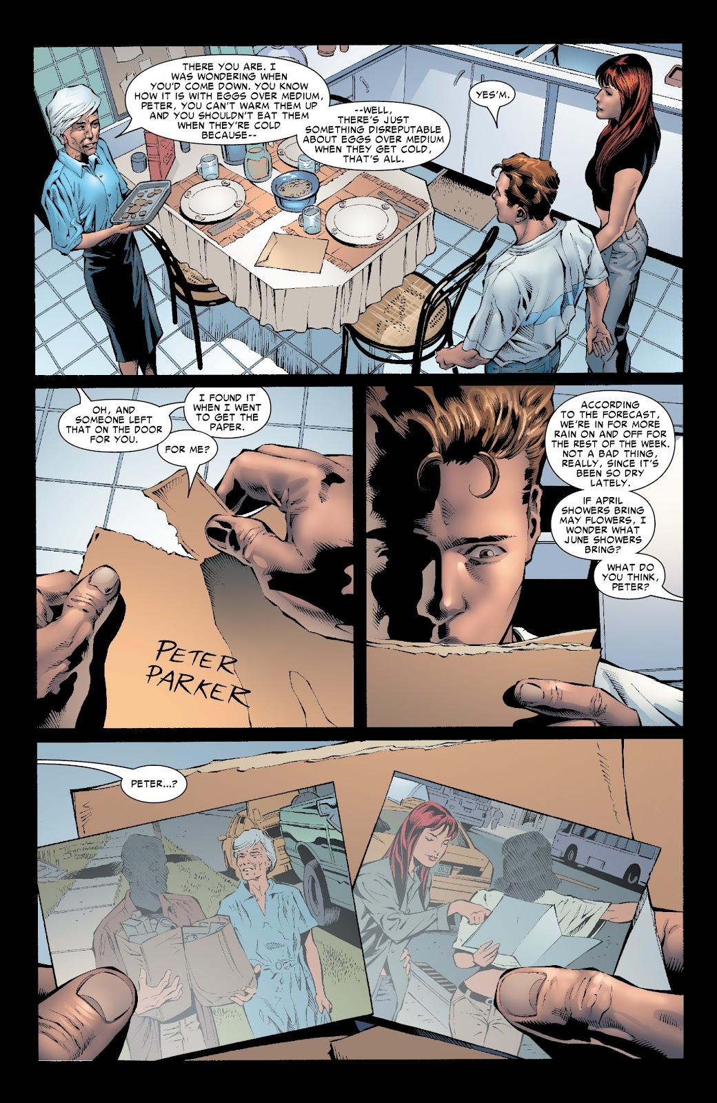 The Amazing Spider-Man by JMS Ultimate Collection issue TPB 3 (Part 2) - Page 67