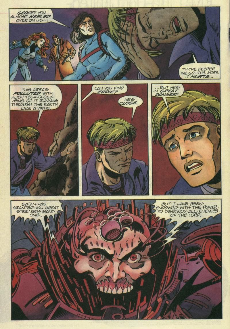 Read online Secret Weapons comic -  Issue #7 - 14