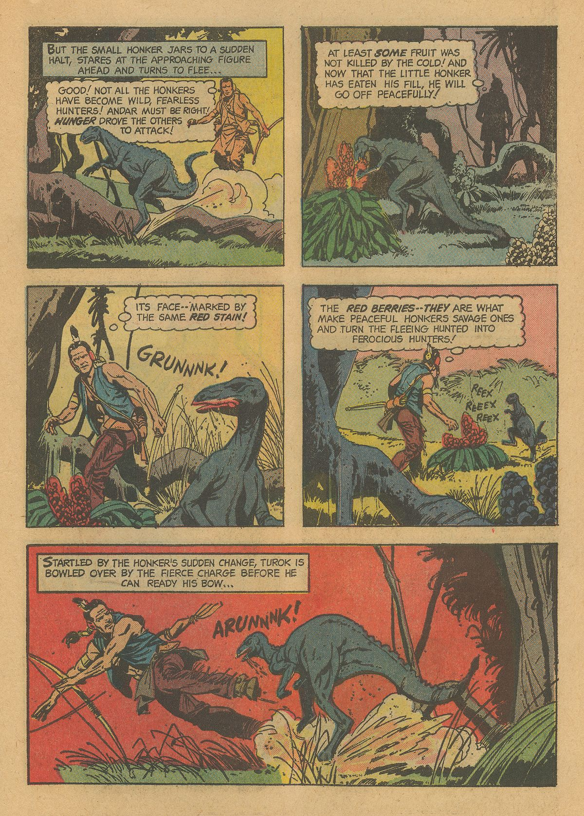 Read online Turok, Son of Stone comic -  Issue #38 - 27