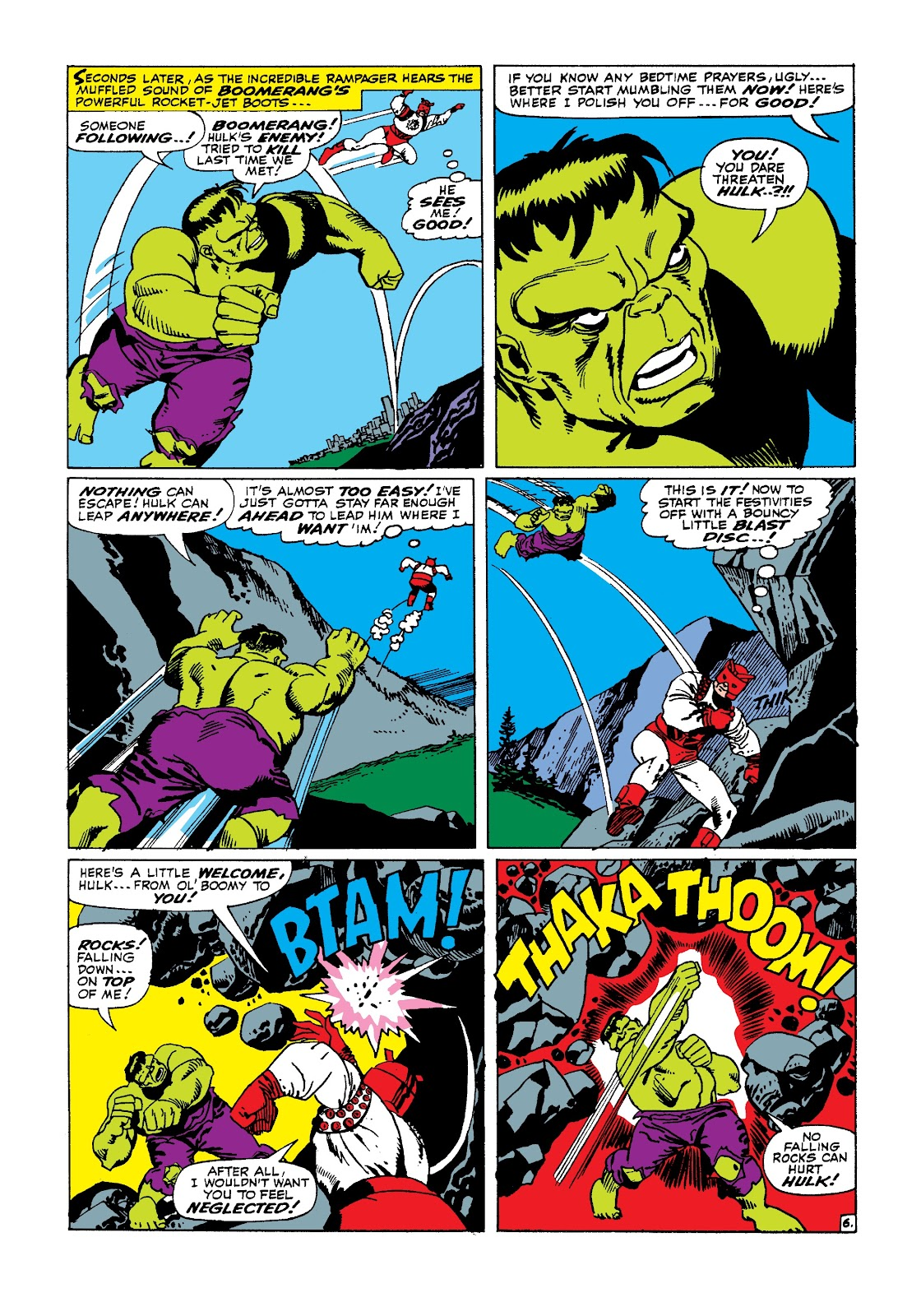 Read online Marvel Masterworks: The Incredible Hulk comic -  Issue # TPB 3 (Part 2) - 1