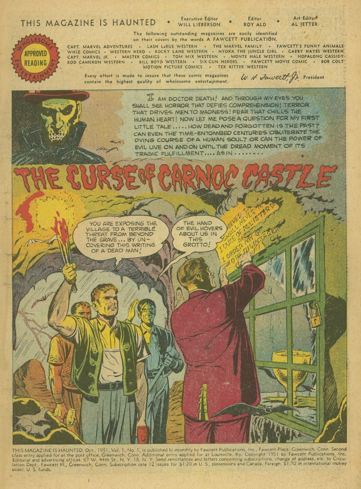 Read online This Magazine Is Haunted comic -  Issue #1 - 3