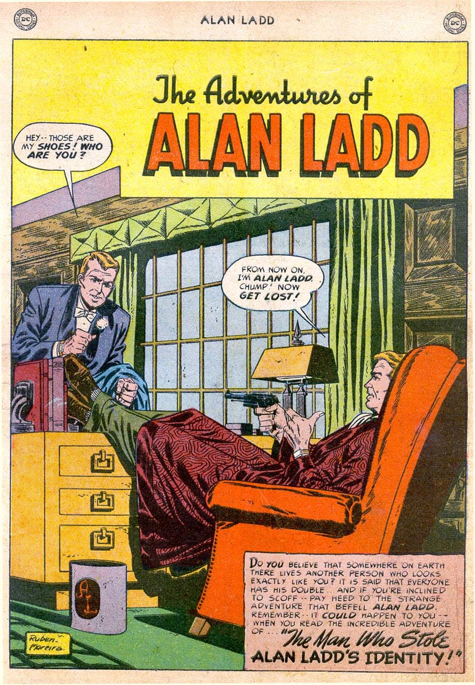 Adventures of Alan Ladd issue 4 - Page 3